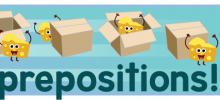 Learn about Prepositions with our Fun Videos!