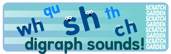 Pronouncing Digraph or Blended Sounds!