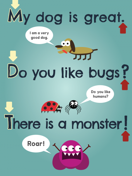 Sentences Poster