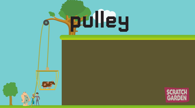 A Pulley in Action!