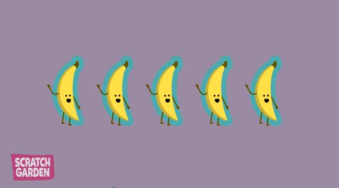 5 Bananas!